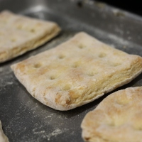 A simple hardtack recipe
